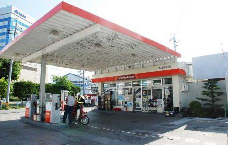 篠ノ井給油所